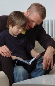 Involving dads is very beneficial
